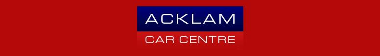 Acklam Car Centre Ltd Logo