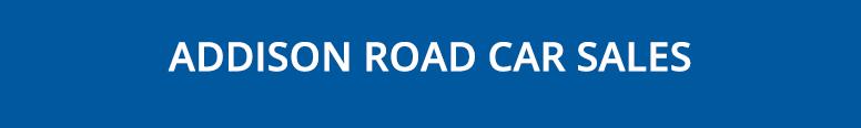 Addison Road Car Sales Logo