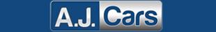 AJ Cars Logo