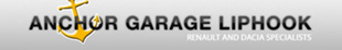 Anchor Garage Ltd Logo