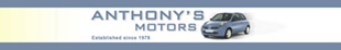 Anthonys Motors Logo