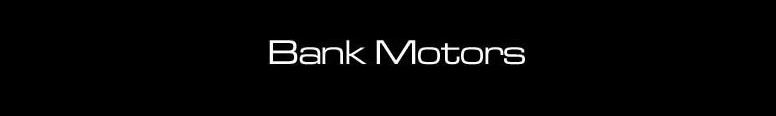 Bank Motors Logo