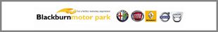 Blackburn Motor Park logo