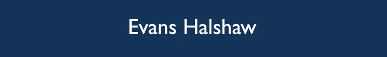 Evans Halshaw Ford Gainsborough Logo