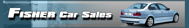 Fisher Car Sales Logo