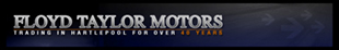 Floyd Taylor Motors Ltd logo