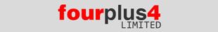 FourPlus4 Logo