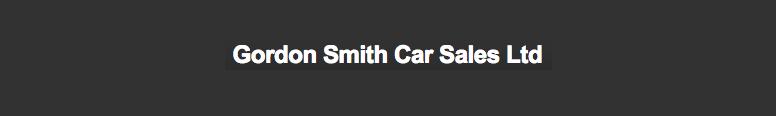 Gordon Smith Car Sales Ltd Logo