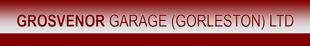 Grosvenor Garage logo