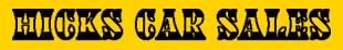 Hicks Car Sales logo