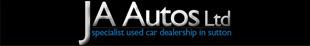 J A Autos Ltd Logo