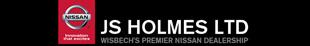 JS Holmes logo
