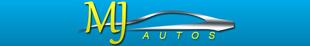 M J Autos logo