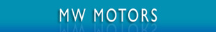 M W Motors logo