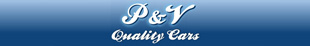 P & V Quality Cars logo