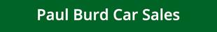 Paul Burd Car Sales logo