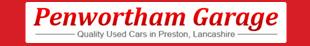 Penwortham Garage logo