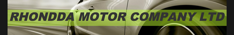 Rhondda Motor Company Logo