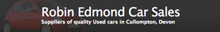 Robin Edmond Car Sales logo