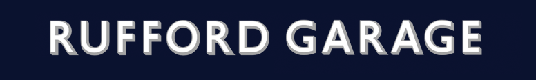 Rufford Garage Logo