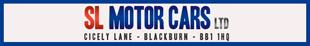 S L Motor Cars logo