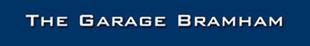 The Garage Bramham logo