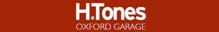 H .Tones Oxford Garage Logo