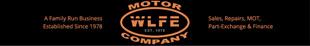 WLFE Motor Company logo