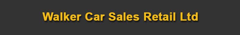 Walker Car Sales Logo