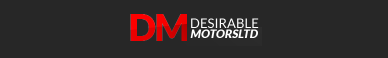 Desirable Motors Logo