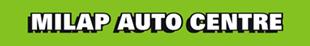 Milap Auto Centre logo