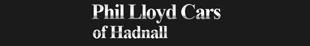 Phil Lloyd Cars of Hadnall logo