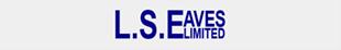 L S Eaves logo