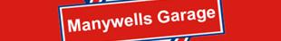 Manywells Garage logo