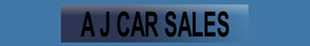 A J Cars Logo