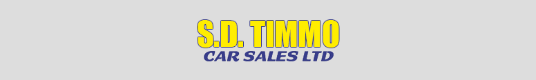 SD Timmo Car Sales Ltd. Logo