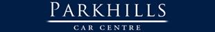Parkhills Car Centre logo