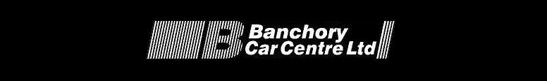 Banchory Car Centre Logo