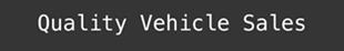 Quality Vehicle Sales logo