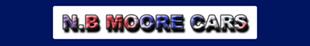 NB Moore Cars logo