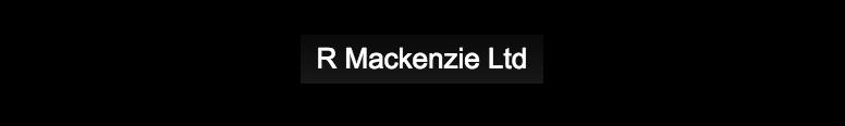 R Mackenzie Ltd Logo