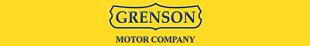 Grenson MG, Suzuki and Mitsubshi logo