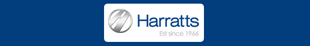 Harratts Nissan Wakefield logo