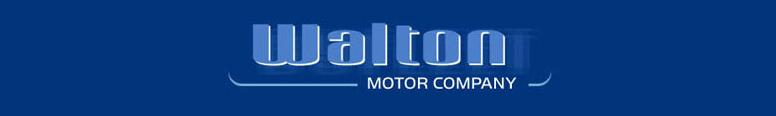 Walton Motor Company Logo