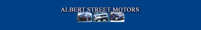 Albert Street Motors Logo