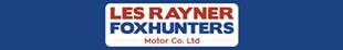 Les Rayner Foxhunters Motor Company logo
