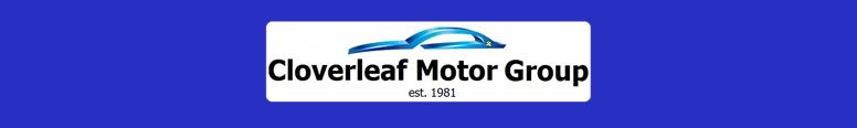 Cloverleaf Car Sales Logo