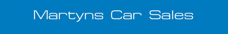 Martyns Car Sales Logo