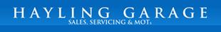 Hayling Garage logo