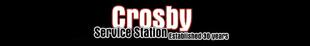 Crosby Service Station logo
